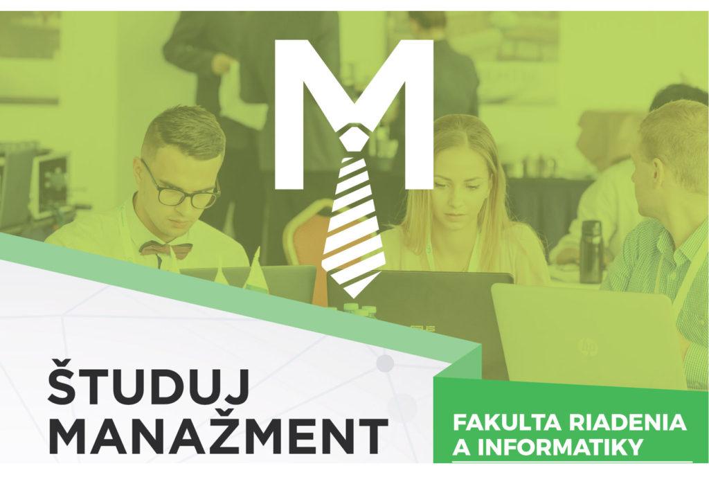 manažér, vzdelávanie, študuj budúcnosť